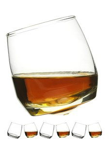 Whiskyglass, 6-pack, Sagaform