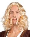 Peruk Med Mustasch Viking