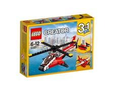 Tulipunainen helikopteri, LEGO Creator (31057)