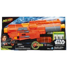 Nerf, Sergeant Jyn Erso Deluxe Blaster, Rogue One, Star Wars