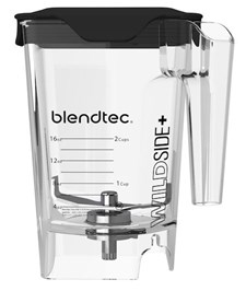 Blendtec Mini Wildside Kanna 1.3 L Klar