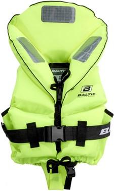 Räddningsväst Pro Sailor 15-30kg, Gul, Baltic