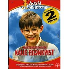 Mästerdetektiven Kalle Blomkvist Box (2-disc)