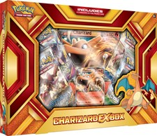 Poke Box Charizard EX, Pokémon
