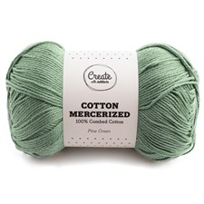 Adlibris Cotton Mercerized 100g Pine Green A303