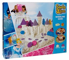 Disney Princess Castle, Sands Alive