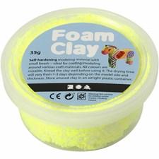 Foam Clay Modellera 35 g Neongul