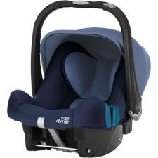Babyskydd Baby-safe Plus SHR II, Moonlight Blue, Britax