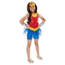 Wonder Woman Maskeraddräkt Barn, Jakks Pacific