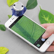 Mikroskop För Smartphone