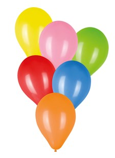 Ballonger Flerfärgade 20-pack