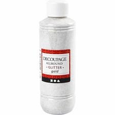 Decoupagelack Allround 250 ml Guld