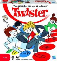 Twister (ny förpackning), Hasbro