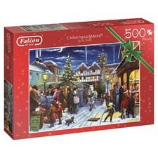 Christmas Market, Pussel 500 bitar