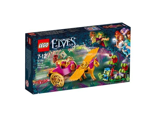 Azari og flukten fra trollskogen, LEGO Elves (41186)