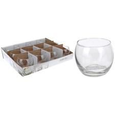 Skål glas, 7cm