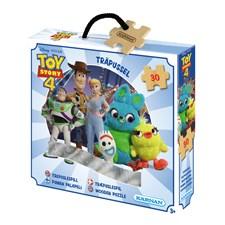 Toy Story Träpussel 30 bitar, Kärnan