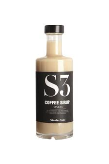 Nicolas Vahé Kaffesirap Vanilj 25 cl
