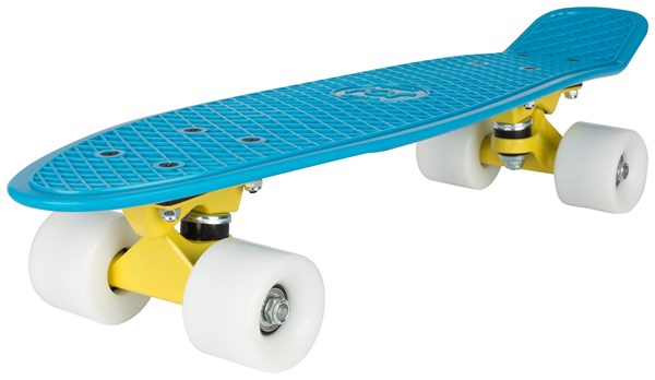 Stiga Skateboard, JOY 57 cm, Blue