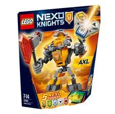 Taistelupukuinen Axl, Lego Nexo Knights (70365)