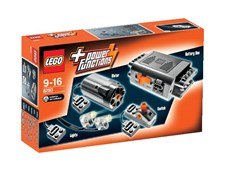 Power Functions Motorset, LEGO Technic (8293)
