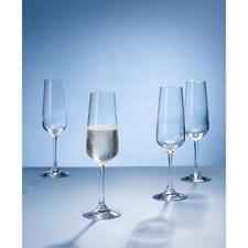 Villeroy & Boch Ovid Champagne flute Champagneglas Klar