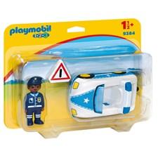Polisbil, Playmobil 1.2.3 (9384)