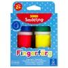 Småtting Fingerfärg 6-Pack Sense