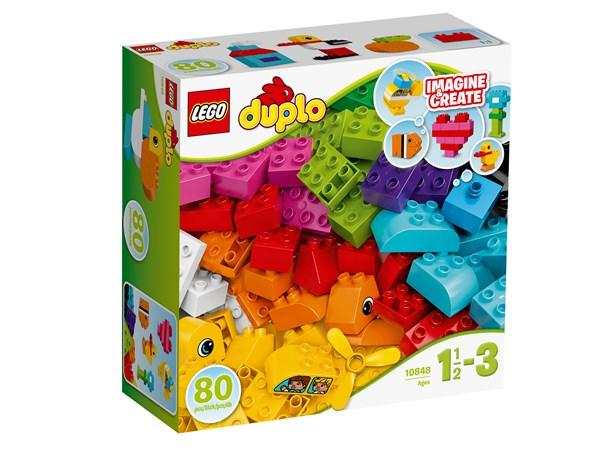 Mina första klossar, LEGO DUPLO My First (10848)