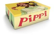 Metallboks Pippi, Medium