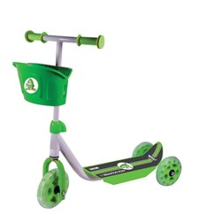 Scooter Mini Kid 3W, Green, Stiga