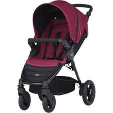 Sulky B-Motion 4, Wine Red, Britax