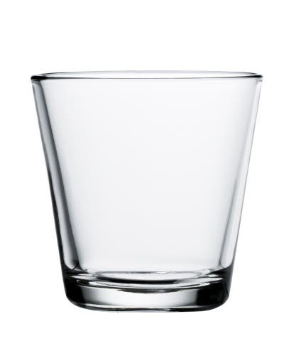 Iittala Kartio Glas 2-pack 21 cl Klar - glas