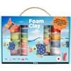 Foam Clay® Set -helmimassasetti, 1 setti, värilajitelma