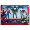 Web City Figure 3 Pack, 15 cm, Spiderman