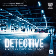 Detective, A Modern Crime Game, English version