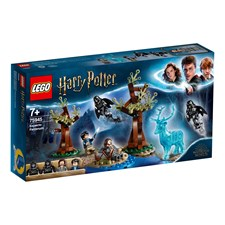 Expecto Patronum, LEGO Harry Potter (75945)