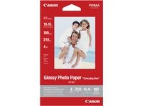 Valokuvapaperi CANON GP-501 10x15 210 g (100 kpl)