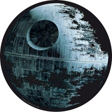 Star Wars Death Star Musmatta