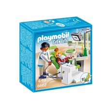 Tannlege, Playmobil (6662)