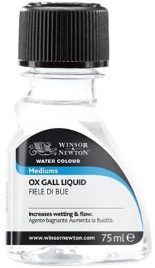 Akvarelliväliaine Ox Gall Liquid Winsor & Newton 75 ml