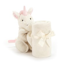 Snuttefilt Bashful Unicorn, Jellycat