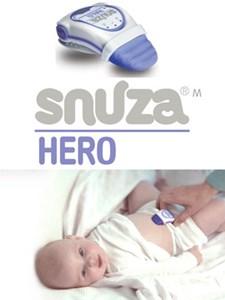 Rörelselarm Snuza Hero