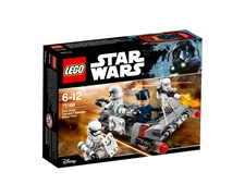First Order Transport Speeder Battle Pack, LEGO Star Wars (75166)