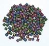 Bokstavperler, neonfarger, Playbox