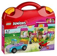 Mias bondgårdsväska, LEGO Juniors (10746)