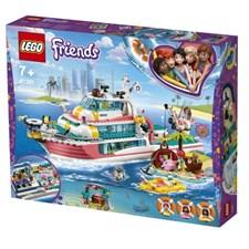 Räddningsbåt, LEGO Friends (41381)