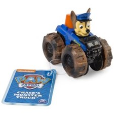 Chase's monster truck, Paw Patrol