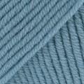 Drops Merino Extra Fine Uni Colour Garn Merinoull 50g Ljusblå (19)