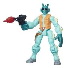 Greedo, Hero Mashers, Star Wars VII